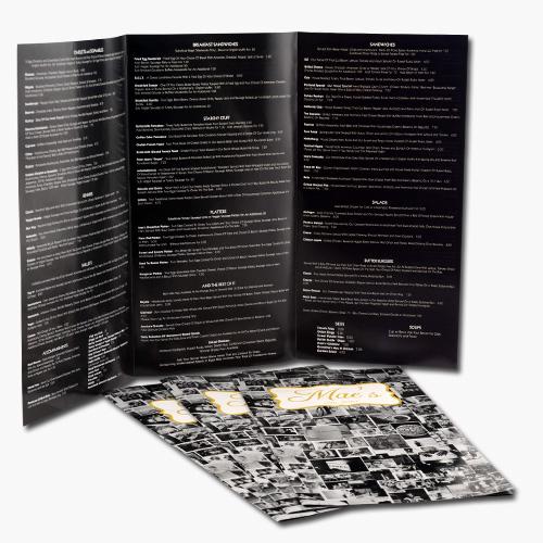 11x17 brochure printing metro detroit mi 80 gloss text discount