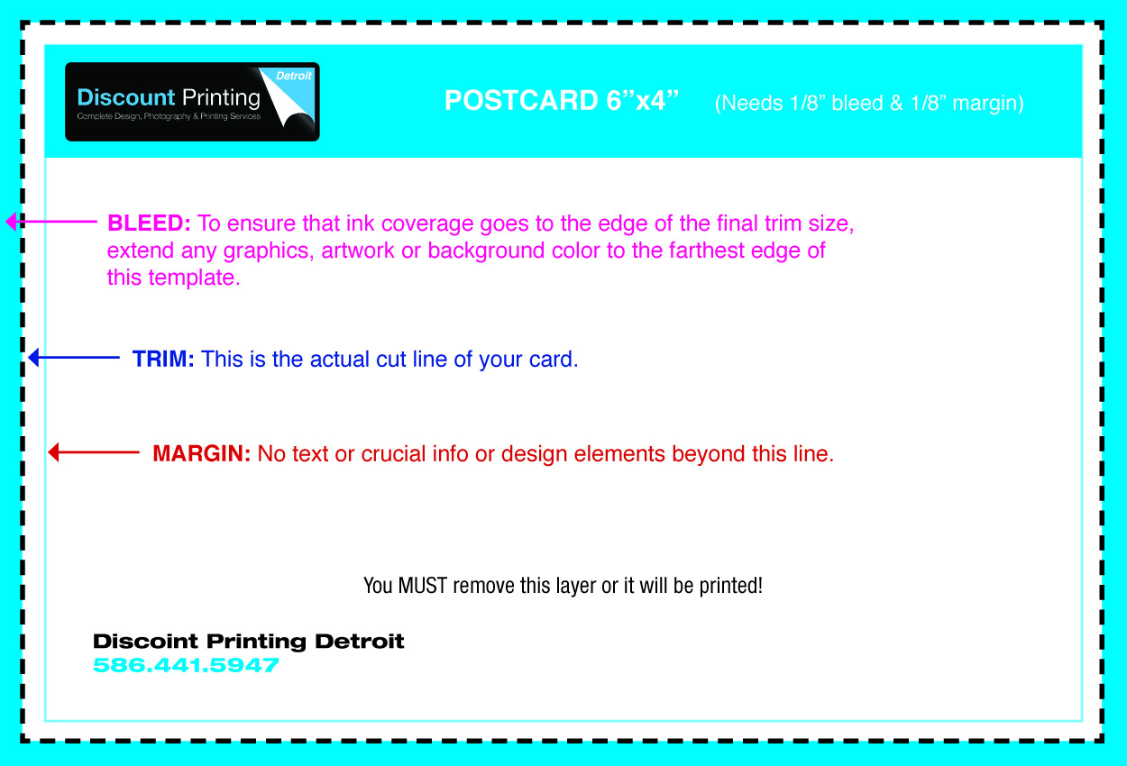 Printing templates for graphic design discount printing detroit postcard standard 4 x 6 download g pronofoot35fo Gallery