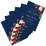 5x7 Invitations / Announcements w/ Soft Touch Lamination