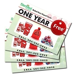 8.5x5.5 Sell Sheets / Flyer on 100# Gloss - Single sided
